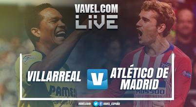 Villarreal y Atlético de Madrid se miden en La Cerámica. | Montaje: Aitor Sánchez-Rey (VAVEL)