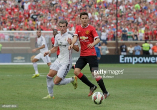 """Ander Herrera """"really happy"""" to play in front of American fans ahead of pre-season tour"""