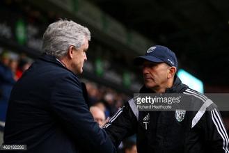 Stoke City vs West Bromwich Albion: Head to Head