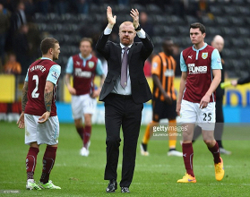 Michael Keane could return in landmark match for his manager
