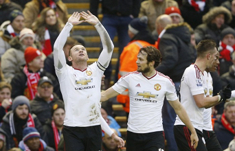 Rooney et United braquent Anfield