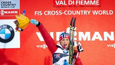 Tour de Ski : Johaug frappe fort dans l'optique de la montée finale