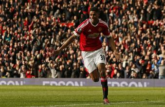 La jeunesse de United fait couler Arsenal