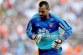 Crystal Palace complete signing of Diego Cavalieri on a free transfer