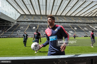 Mehdi Abeid eyes Newcastle United return