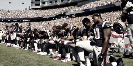 Donald Trump vs NFL: comienza la batalla