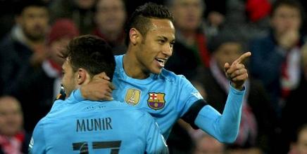Barcelone s'impose dans la douleur à San Mamés