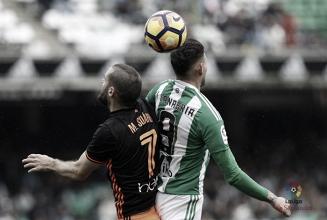 Previa Real Betis - Valencia: la oportunidad de dar un gran salto