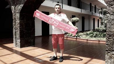 """Antonio Ríos: """"Toluca es un equipo grande"""""""