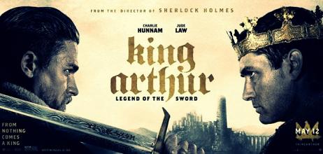 CRÍTICA -  Rei Arthur: A Lenda da Espada