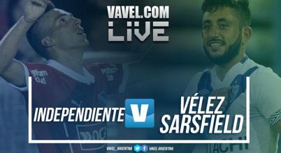 Resumen Independiente 1-0 Vélez Sarsfield por Superliga Argentina 2017