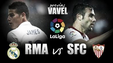 Previa Real Madrid - Sevilla: una liga a cambio de orgullo