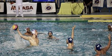 La Selección española masculina de waterpolo sale victoriosa contra Holanda en la Liga Mundial