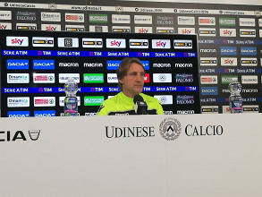 """Udinese - Nicola: """"Dobbiamo continuare a essere gruppo, solo così faremo altre ottime partite"""""""