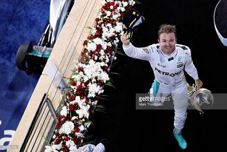 Formula 1: E vão duas para Nico Rosberg