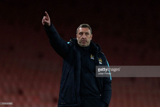 Jason Wilcox appointed Academy Director of Manchester City