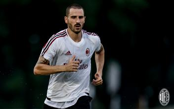 """Milan, Bonucci: """"Futuro? Speriamo tutto venga messo a tacere per costruire qualcosa di importante"""""""
