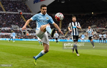 Jesus Navas and Adama Traore linked with Newcastle United