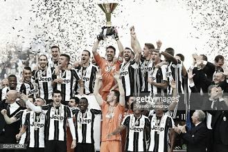Listo el calendario para la temporada de la Serie A 2017/18