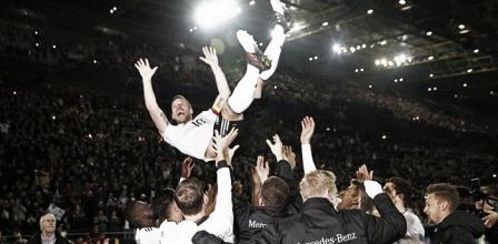 Adeus de Podolski à selecção alemã