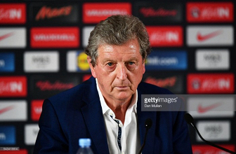 Roy Hodgson replaces Frank de Boer as Crystal Palace manager