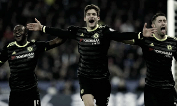 Leicester City 0-3 Chelsea: Player ratings as Blues remain top