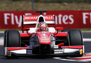 Formula 2: Leclerc takes historic seventh consecutive pole in Hungary