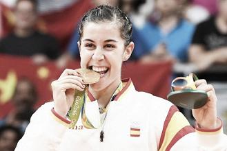 Rio 2016: Carolina Marin overcomes V.Sindhu Pusarla in a thriller to capture gold