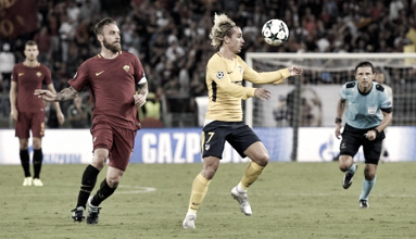 Atlético vs Roma en vivo y en directo online en Champions League 2017