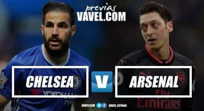 Previa Chelsea - Arsenal: Un derby con muchas necesidades