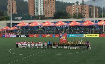 El sueño 'cardenal' quedó en los cuartos de final del Festival Pony Fútbol 2018
