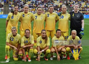 Pia Sundhage reveals Sweden's Euro Squad