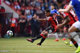 Bournemouth 1-0 Everton: Stanislas scores only goal of the goal as Toffees taste defeat for first time this season