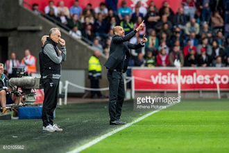 Guardiola wants improvement despite Manchester City's unbeaten run