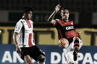 Com uma pitada de 'sorte': Flamengo e Palestino se reencontram na Sul-Americana