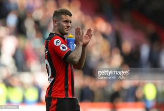 Wilshere claims Player of the Month Award for the Cherries