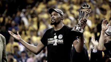 Durant deve recusar contrato máximo para renovar por custo menor e ajudar Warriors