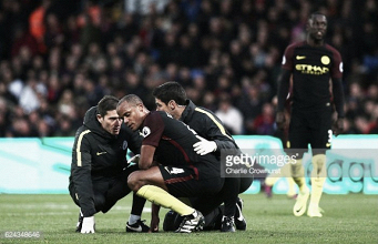 Guardiola: Kompany down after another injury setback