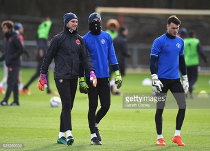 José Mourinho to rotate goalkeepers on pre-season tour