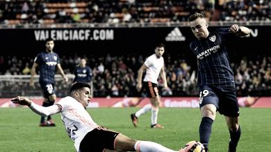 Valencia CF -Málaga CF: roles intercambiados
