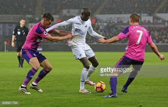Modou Barrow leaves Swansea City for Reading in search of regular playing time