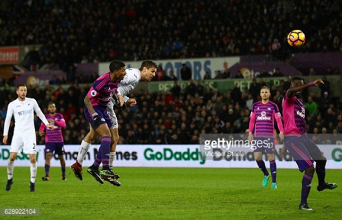 Swansea City 3-0 Sunderland: Superb second half lifts Swansout of relegation zone