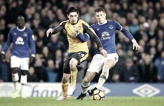 Arsenal recebe Everton sonhando com classificação na Uefa Champions League