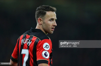 Pugh is a model professional, claims Eddie Howe