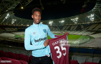 Reece Oxford signs new four-and-a-half year deal with West Ham United