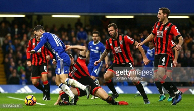 Chelsea 3-0 AFC Bournemouth: Pedro's double downs the Cherries at the Bridge
