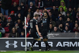 Southampton 1-2 West Bromwich Albion: Robson-Kanu rocket sinks Saints as baggies end 2016 with a win