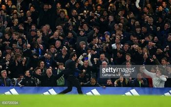 "Antonio Conte praises ""special"" relationship with Chelsea fans"