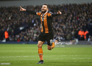 West Ham United's bid for Robert Snodgrass rejected by Hull City