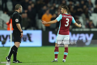 """Aaron Cresswell: West Ham need to """"exploit any weaknesses"""" Crystal Palace have"""